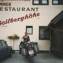 Gailbergsattel (981 m)  46° 43′ 0″ N, 12° 58′ 0″ O