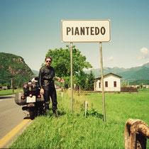 Piantedo (215 m)  46° 8′ 0″ N, 9° 25′ 0″ O