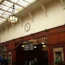 Estación de Goteborg, Suecia
