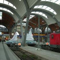 Estación De Kiel, Alemania