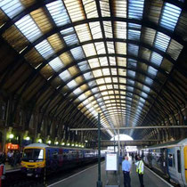 Anden estación King's Cross