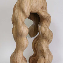 You H 56 × W 35 × D 24 cm Wood(Camphor wood),Drying oil,Wax,Mirror 2020