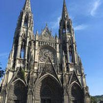 Retour à Rouen