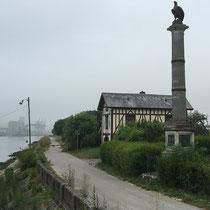 La colonne Napoléon