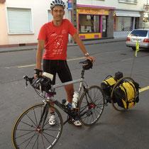 En route vers le Morbihan