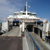 Ferry pour Royan
