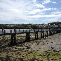 Le Conquet à marée basse