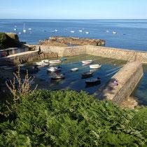 Port Racine: Le plus petit port de France