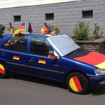 Un allemand chauvin