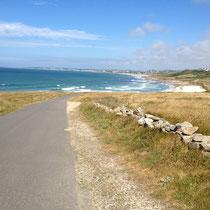 Jolie route bretonne