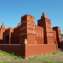 Mosquée à Fréjus