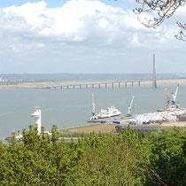Le pont de Normandie