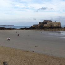 Le Fort National de St Malo