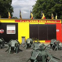 Ah, les frites belges !