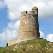 Le fort de la Hougue