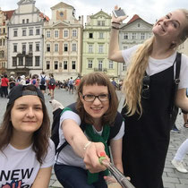 Стажировка в Праге вместе с #AhojStudent!