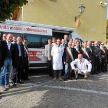 Unità mobile degli Amici del Cuore di Torino