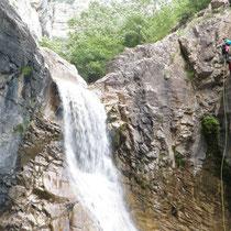 Garganta de Escuaín, Pirineos.