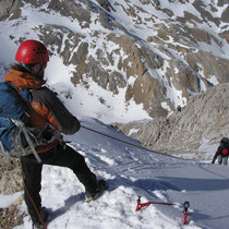 Curso de Alpinismo. Madrid