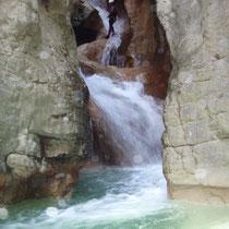 Barranco de Mascún, Sierra de Guara.