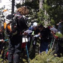 Curso de montaña y orientación. Madrid y Pirineos