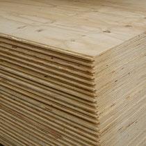 Underlayment Platen - Elliottis Pine