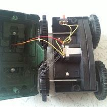 Arduino Engel Algılayan Robot