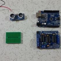 Engel Algılayan Robot Arduino Projesi