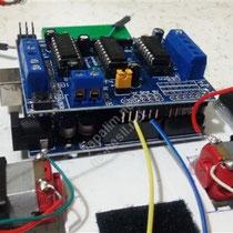 Arduino Engel Algılayan Robot Devresi