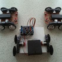 Çizgi Takip Eden Robot Arduino Örneği