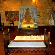 Lord's Chamber medieval castle bed and breakfast