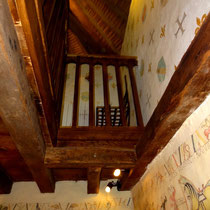 The Watchtower,medieval B&B, tennessus castle