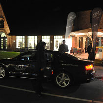 Sylt Cross Golf // Audi VIP Shuttle // Foto: