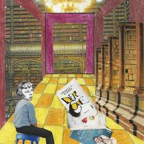 Maurus, Thema: Bücher