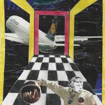 Gabriel, Thema: Raumfahrt, Luftfahrt
