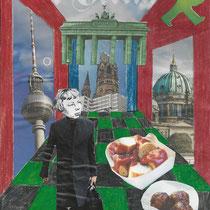 Mika, Thema: Berlin heute