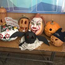 Pumpkin carving contest :)