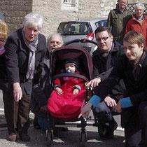 Unterwegs in meinem Wahlkreis! Eine familienfreundliche Infrastruktur für jung und alt muss wieder oberste Priorität haben!