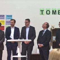 Beim Familientag der StädteRegion 2016 im Museum Zinkhütter Hof