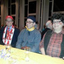 Zu Gast bei der Ökumenischen Karnevalssitzung im Gemeindezentrum Stolberg