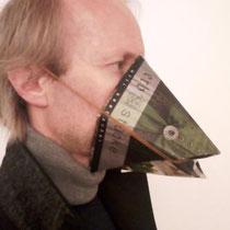 BERNHARD GRASCHITZ, Maske Erbstücke