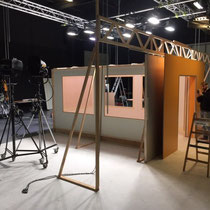 Setbau für Musik Video