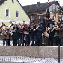Neuhaus Marktplatz
