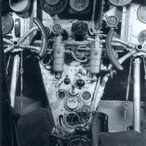 Cockpit der Bremen