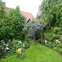 Garten in Ochsenwang