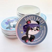 Happy Kopf Panda