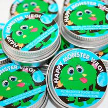 Happy Monster weg!
