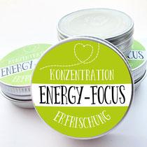 Happy Energy-focus