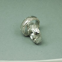 Unsere Knusperringe in Silber