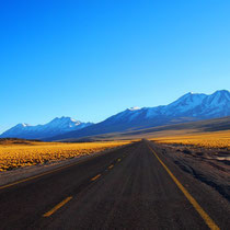 Atacama desert in Chile - amazing place